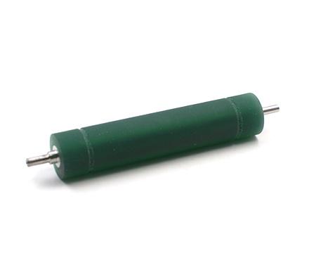 普申 展色輪橡膠輥 綠色橡膠材質