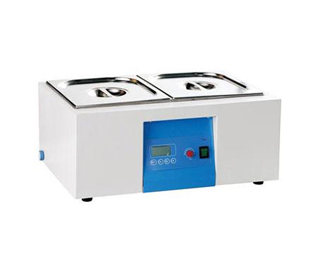 一恒 BWS-10 台式恒温水槽水浴锅 消耗功率为1000W 双列四孔式
