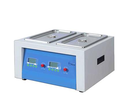 一恒 BWS-0505 恒温水槽/水浴两用锅 二孔+二孔式 消耗功率1000W