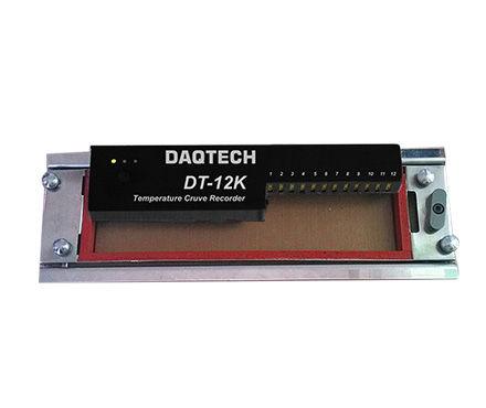 爐溫跟蹤儀 DT-12K 達峰科 12通道 波峰焊錫機/回流焊專配