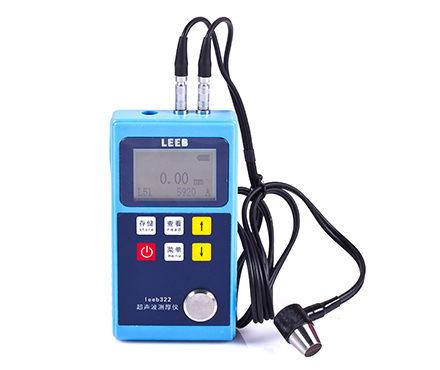 理博 leeb322 超声波测厚仪 显示分辨率为0.01mm的超声测厚仪