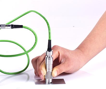理博 探头(配打印机型) N1 电涡流探头 配leeb242涂层测厚仪
