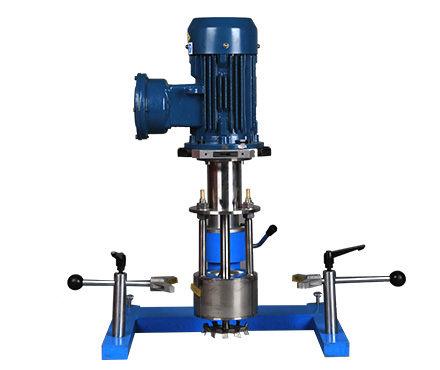 现代环境 LSM-2.2B 篮式砂磨机 变频防爆手动升降砂磨机
