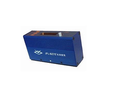 铜版纸光泽度仪 JFL-BZ75(纸张用智能型) 金孚伦 铜版纸光泽度检测仪器