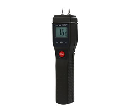 特安斯 TASI-680 木材水分测定仪 测量木材的水分含量