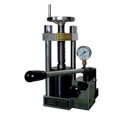 粉末压片机 YP-8T 金孚伦 粉末压制样品专用