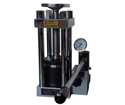 杠杆压片机 YP-24T 金孚伦 粉末实验使用的杠杆压片机