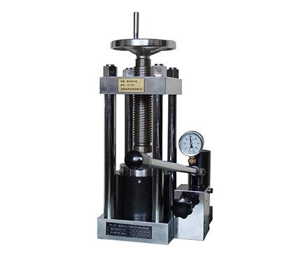 实验室压饼机 YP-30T 金孚伦 实验室专用的粉末压饼机
