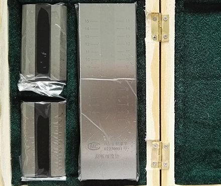 QXD单槽刮板细度计 0-50μm 金孚伦