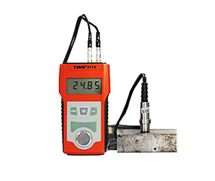 北京时代 TIME2113 高精度超声波测厚仪 石油、化工、冶金等测厚专用
