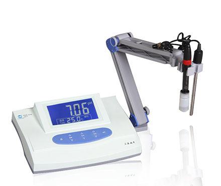 越平PHS-3CB 酸度计 测量范围:(-2.00~19.99)pH 基本误差±0.01pH