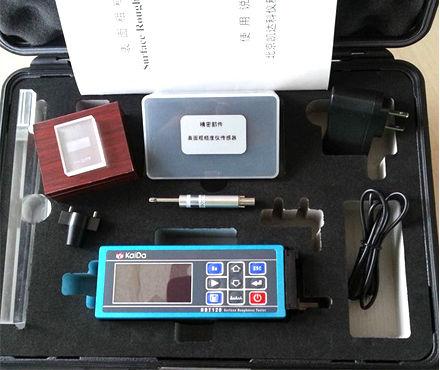 NDT120光潔度儀包裝