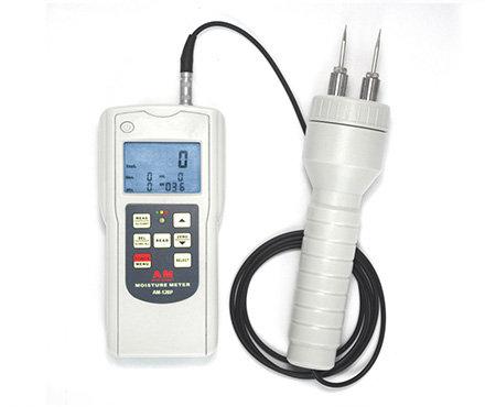 针式木材水份仪 安妙 AM-128P 多功能针式木材水分仪