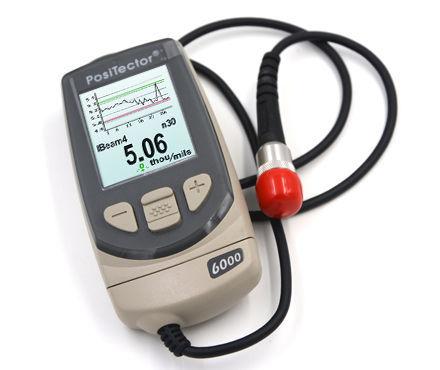 美国 Defelsko PosiTector 6000 NS3 锌层厚度测量仪 非导电涂层厚度测量仪