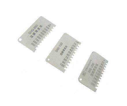 SHG-200 不锈钢湿膜梳 永利达 湿膜厚度20~200μm