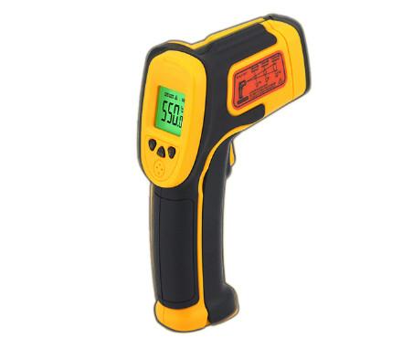 希玛smart sensor AS530 红外线测温仪 测温范围-32℃~550℃