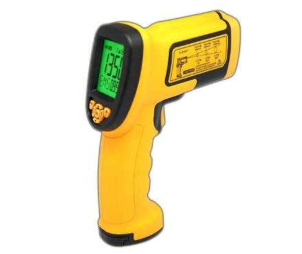 希玛smart sensor AS872 高温型红外测温仪 测温范围-18℃~1350℃