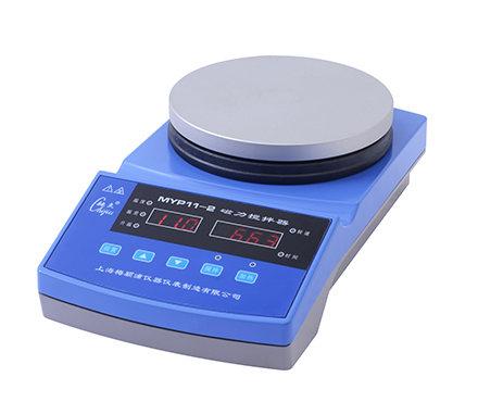 驰久/梅颖浦 MYP11-2 恒温磁力搅拌器 搅拌量5000ml