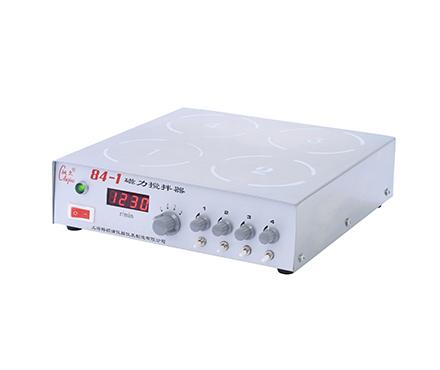 驰久/梅颖浦 84-1(四) 磁力搅拌器 四工位 搅拌容量1500mlx4