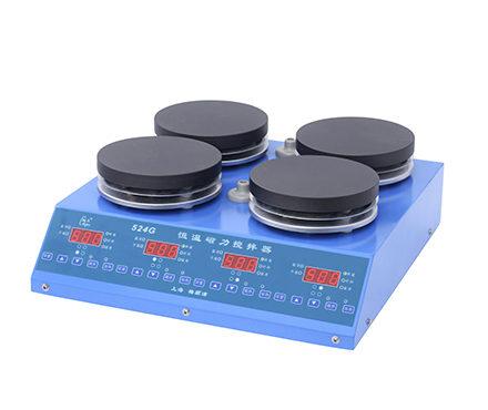 驰久/梅颖浦 524G 恒温磁力搅拌器 4工位 搅拌容量为3000mlx4