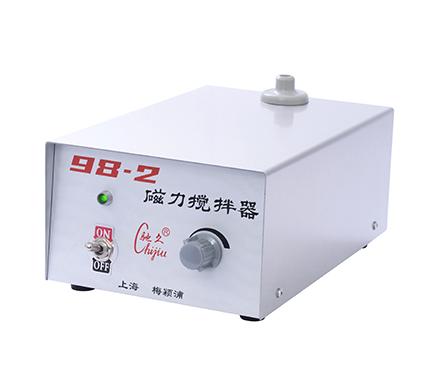 驰久/梅颖浦 98-2 磁力搅拌器 单搅拌型 搅拌容量为10000ml