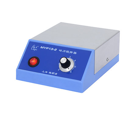 驰久/梅颖浦 MYP13-2 单搅拌磁力搅拌器 采用强力磁钢