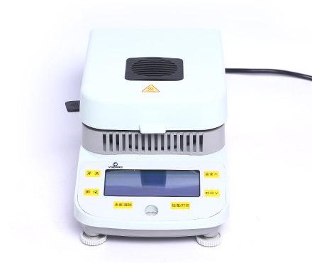 越平 DSH-50-5 电子水份测定仪 最大称量:50g 可读性:0.05g