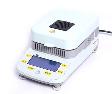 越平 DSH-50-10 电子水份测定仪 最大称量:50g 调温范围:50-180℃