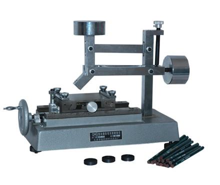 精科 QHQ 涂膜铅笔划痕硬度计 通过犁破漆膜的铅笔硬度等级测定漆膜硬度