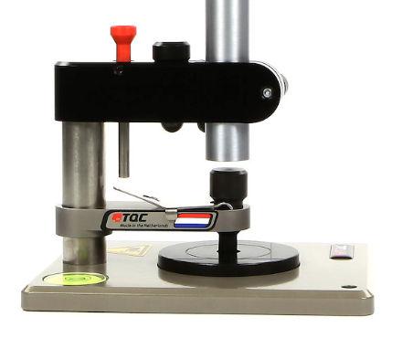 荷兰TQC SP1880 落锤冲击试验机 符合ISO6272和ASTMD2794标准