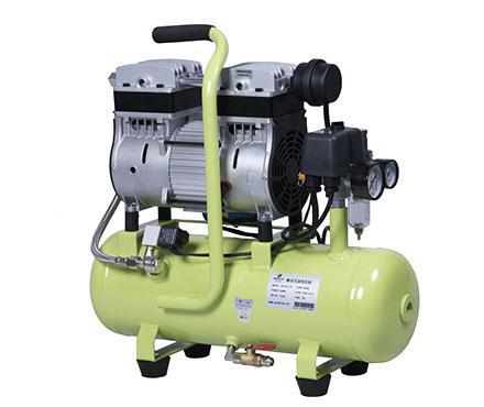 硅莱ga-81/15 无油静音空压机 排气量155l/min