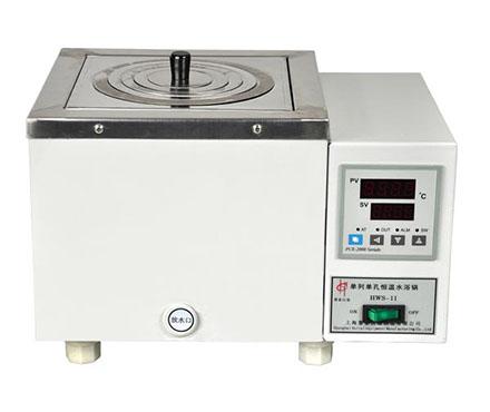 慧泰HWS-11 恒温水浴锅 单列单孔 容积2.5L
