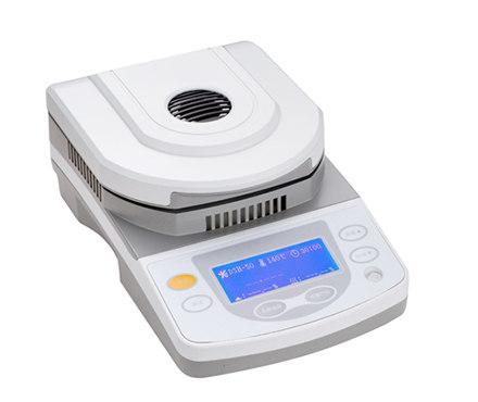 佑科 DSH-50A-1 卤素快速水分仪 称量值达50g 精度1mg