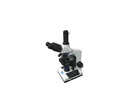 佑科XSP-10CA 三目生物显微镜 放大倍数40-1600X