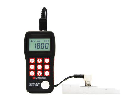 美泰 MT180 可穿涂层超声波测厚仪 穿涂层测厚范围3~30mm