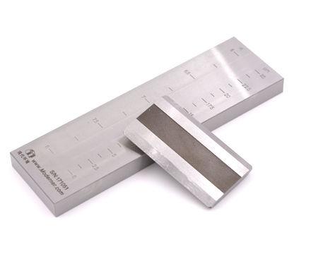 现代环境 QXD-50 单槽细度板 量程范围为0~50微米