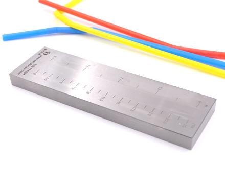 现代环境 QXD-150 单槽刮板细度计 量程范围0~150微米