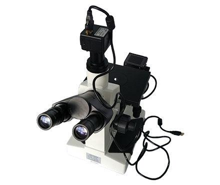 中科普锐 IPRE4XC 金相显微镜 三目倒置 目镜放大倍数10X