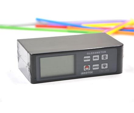 兰泰 GM-268 光泽度仪 20°/60°/85° 适用油漆油墨、地板、塑料、汽车、瓷砖等