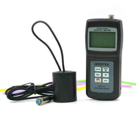 兰泰 WM-106  数显白度计 数据存储功能型分体式白度仪
