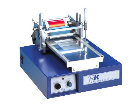 英国RK KPP凹版打样机 凹版油墨、间接凹版油墨或苯胺油墨打样