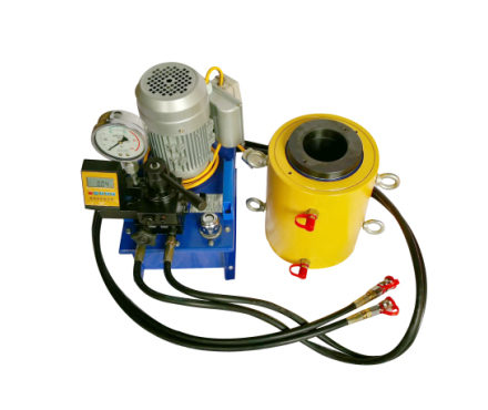 柯速 KS-150T 電動錨桿拉拔儀(大噸位) 測量范圍0~1500KN