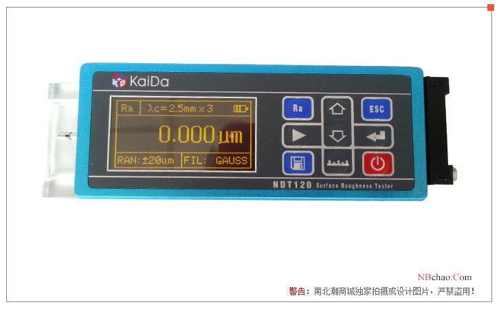 凱達NDT120表面光潔度儀實拍圖1