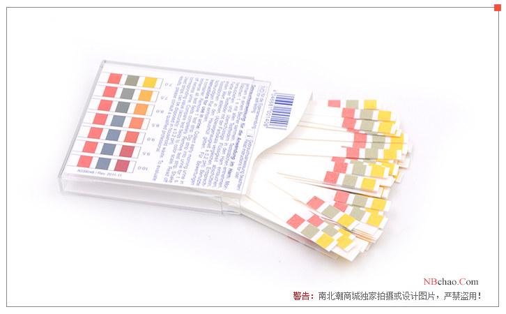 MN 92120 高精度酸碱试纸外观图