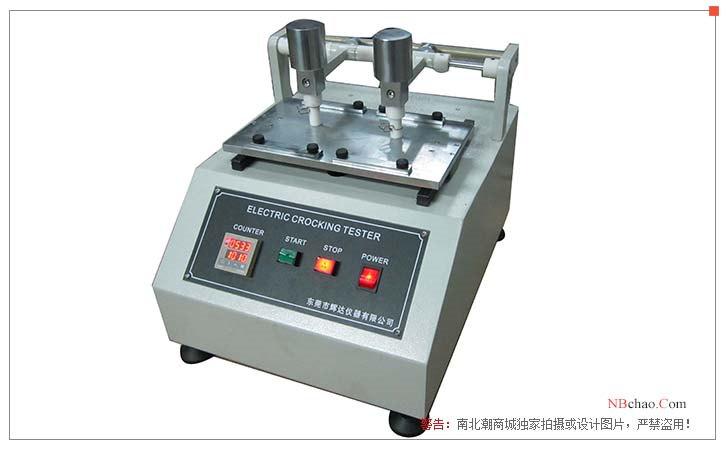 輝達HD-2033電動摩擦脫色試驗機展示圖