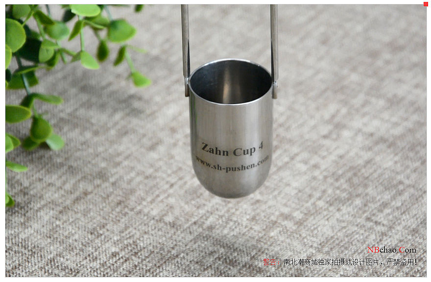 zahn粘度杯細節圖1