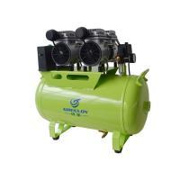 硅莱 GA-62 静音无油空压机 功率1200W 两个泵头