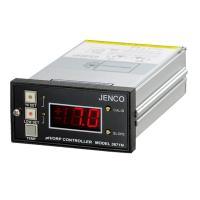 美国任氏 JENCO 3671N 在线pH氧化还原控制器