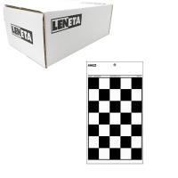 美国Leneta Form10A 罩光油遮盖力纸 黑白格