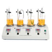 常州荣华 HJ-4A 数显恒温四头磁力搅拌器